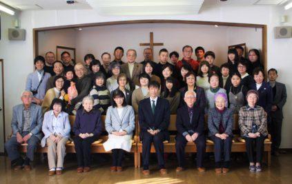 2019.1.1南光沢教会集合写真